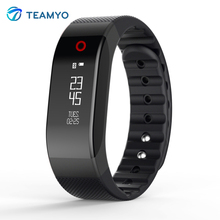 OLED Display Smart Band Heart Rate Monitor Activety Fitness Tracker Colorful Breathing Light SmartBand for iOS Android Phones