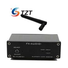 FX-Audio BL-MUSE-01 HiFi Bluetooth Audio Receiver Output RCA Coaxial Optics Output for Amplifier