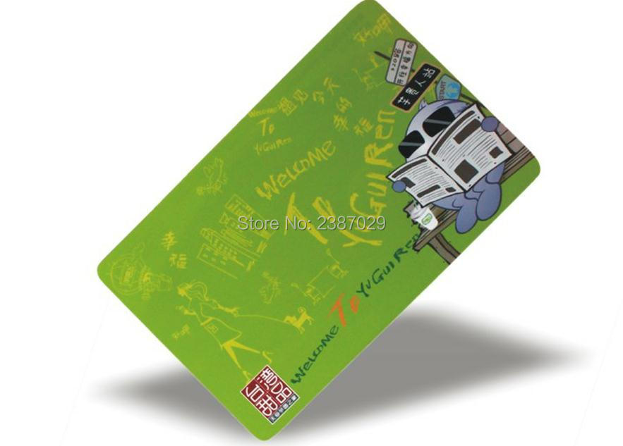 Printable Customize CR80 Size Credit Card Size PVC Printing Card 3pcs/lot for Sample Testing<br><br>Aliexpress