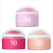 New 3 Colors Face Blusher Ball Soft Moisturizing Cream Blush Makeup Soft Silky Sweet Glow Cheeks a Natural Look