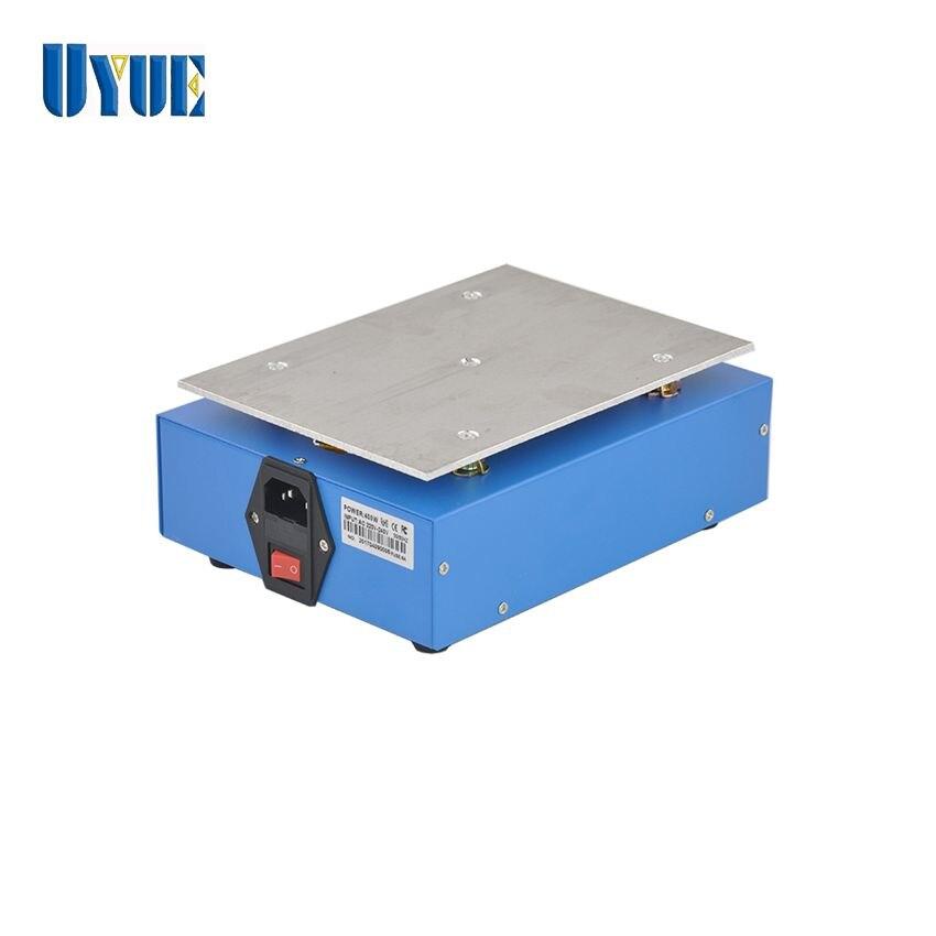 UYUE 946S Preheat Station 220V 400W 140X200mm Preheater Digital Platform Heating Plate for phone LCD Screen Separator Machine<br>