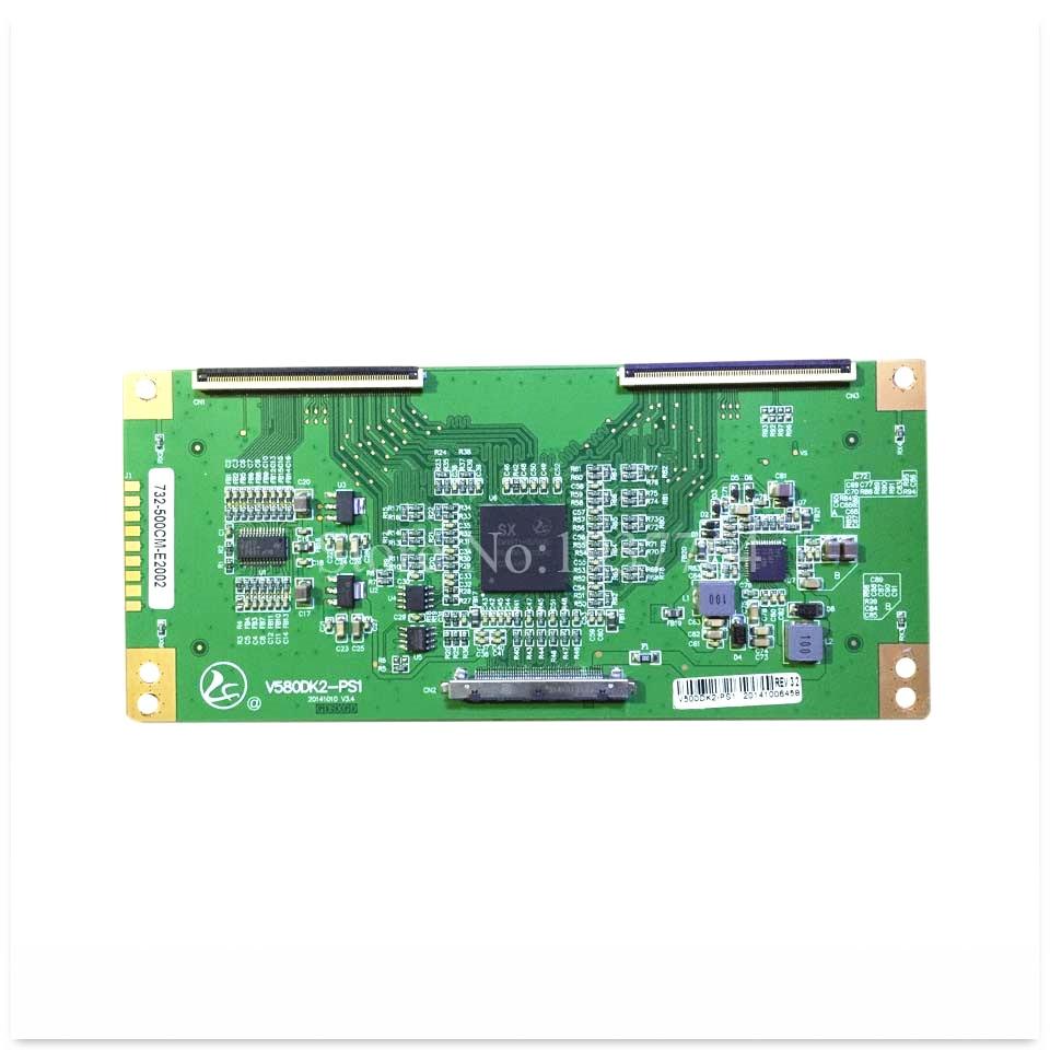good working High-quality original second-hand for V500DK2-PS1 V580DK2-PS1 logic board<br>
