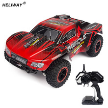New Electric RC Cars 4CH Hummer Off-Road Vehicles 2.4G High Speed SUV Car Damping Remote Radio Control Car Model Toys for Boys