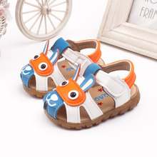 2017 New Arrival High Qulity Summer Cute Baby boys Sandals Toddlers Kids soft sole Shoe Toddler Baby Shoes Kids Toddler Sandals