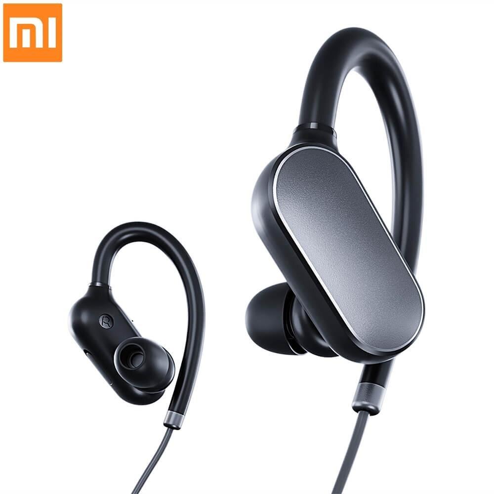 Original Xiaomi Mi Sports Bluetooth Headset Bluetooth 4.1 Wireless Music Earbuds Mic IPX4 Waterproof Earphones for Xiaomi Mi6<br>