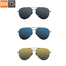 Customized Fashion Xiaomi Mijia TS Nylon Polarized Sunglasses Xiaomi Glasses UVA UVB Blocking 304H Stainless Steel Sun Glasses