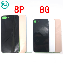 Buy Rear 8 Plus X Glass Back Battery Cover iPhone 8 8Plus X Back Door Battery Cover Housing Case Adhesive Sticker for $3.68 in AliExpress store