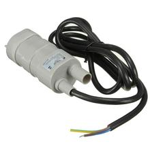 DC 6V 12V submersible water pumps micro water pump 14L/M High lift 5M For solar Aquarium(China)
