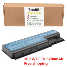 6 CELL Laptop battery AS07B31 for Acer Aspire 5520 5520G 5230 5330 5720 5730 5920 5930 6530 6920 6930 7520 8920 AS07B41 AS07B51