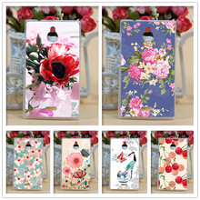 Newest Patterns Arrival Case For Microsoft Nokia Lumia X2 Dual SIM RM-1013 X2DS Stand Cover Lovely Fruit Paint For NOKIA X2 Case