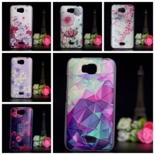 Luxury Soft TPU Case Cover For Huawei Honor Bee/Huawei Y5C/Huawei Y541 Case Fashion Cell Phone Case for Huawei Y541 Silicon Case