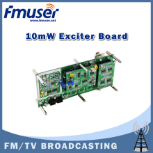 Free shipping FMUSER FU-E01 FM PLL Exciter 10 mW for FM/TV Amplifier Professional Use