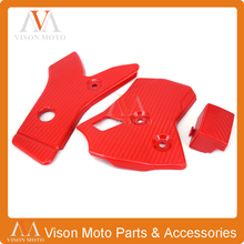 Motorcycle Plastic kits  Frame Crash Guard Protection  For Honda CRF250L CRF250M CRF250 L/M 2012 2013 2014 2015 12 13 14 15