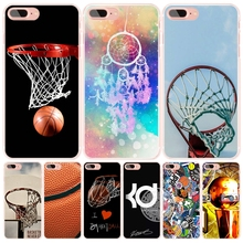Basketball Logo La cell phone Cover case for iphone 6 4 4s 5 5s SE 5c 6 6s 7 plus case for iphone 7