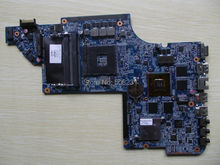 Free shipping 650799-001 for hp Pavilion DV6 DV6-6000  laptop motherboard HM65 HD6770/2G,100%Tested!