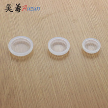 16MM 19MM 22MM metal button dust-proof waterproof cover rubber seal protection(China)