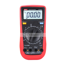 UNI-T UT890D Digital Handheld Multimeter True RMS REL AC/DC Frequency Tester(China)