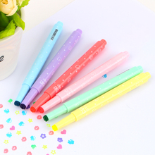 Watercolors Colorful Student Syringe Writing Watercolor Marker Highlighter Pen Office School Supplies Stationery