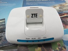 3G Wireless Router with SIM Card Slot ZTE MF10