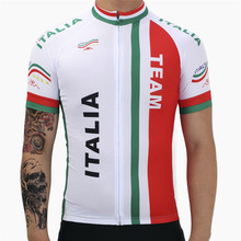 2017 Italy pro team Racing Sport Cycling Jersey Men Top Breathable Bicycle Cycling Clothing Ropa Cilcismo Summer mtb Bike Jersey