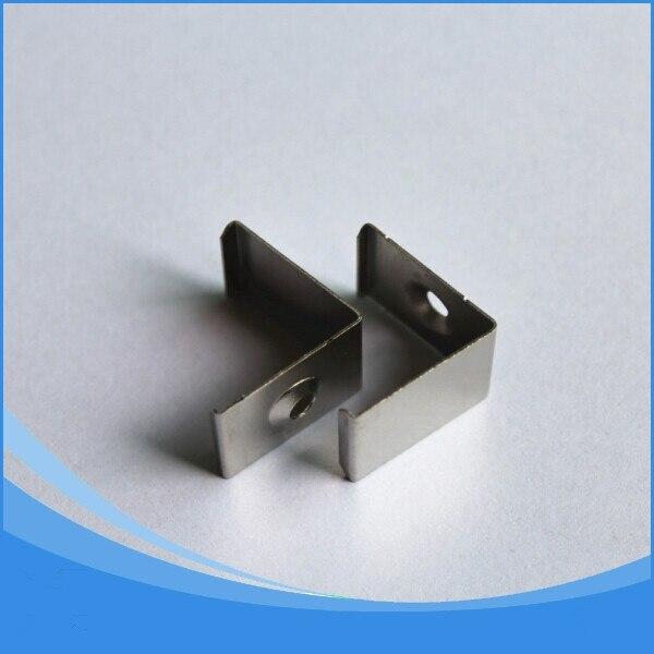 10PCS 1m length aluminium led profile corner  free DHL shipping led strip aluminum channel housing Item No.LA-LP12A