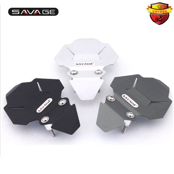 For BMW R1200GS LC/ADV 2013-2016, R1200R R1200RS R1200RT LC 2015-2016 Motorcycle Aluminum Engine Housing Protection Cover<br>
