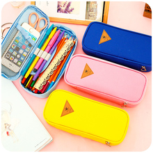 Girls Stationery Oxford Pen Bag Student Kids Prize School Pencil Case Box Pencilcase School Supplies New Year Xmas Children Gift