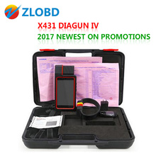 Launch 2017 Newly Launch X431 Diagun IV Full System Diagnostic Tool x431 diagun iv scanner same with X431 V /PRO In Stock