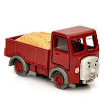 """Lorry ""Truck Thomas and friends trains railway engine trackmaster magnetic tomas diecast metal models cars kids toys"