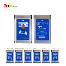 Hot sale G-M Tech2 32 MB Memory Card G-M Tech 2 Card For G-M/Holden/Isuzu/Opel/Saab/Suzuki tech2 32mb Memory card(China)