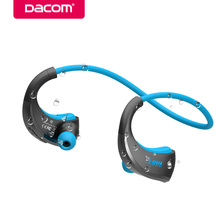 Buy Dacom G06 neckband IPX5 waterproof handsfree stereo sport headset wireless bluetooth earphone headphone microphone phone for $24.97 in AliExpress store