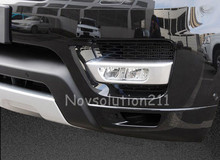 2014-2016 ABS Front Fog Light Cover Trim For Land Rover Range Rover Sport(China)