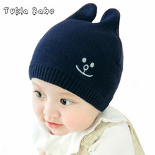 2017 spring new baby hat & cap baby cotton thread hat cartoon baby cap 6 colors child cap
