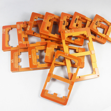 Maintenance fixture Screen positioning mold for samsung s5 s6 note 4 s3 s4 Screen Mould Holder For LCD Touch Screen Refurbishmen