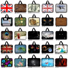 "Stylish 10 11.6 12 13 14 15 17 15.6"" 13.3""  Laptop Computer Cover Case Sleeve Notebook Bag For  HP Dell Asus Acer Samsung"
