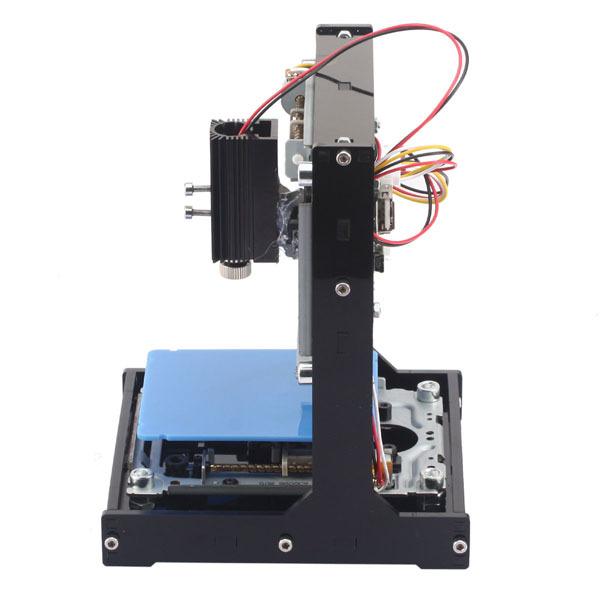 DIY NEJE DK-5 Pro Fancy Laser Engraving Laser Printer Machine 5V 500mW for Hard Wood Plastic Support Win 7 XP 8 Mac System (4)