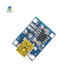 5pcs TP4056 1A Lipo Battery Charging Board Charger Module lithium battery DIY Mini USB Port +(China)