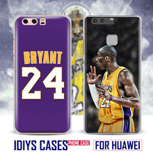 Kobe Bryant Huawei Ascend P8 P9 Lite P10 Plus Honor 6x 7i V8 V9 9 Mate 7 8 Nova Mobile Coque Phone Case Shell Cover Bag - iDIYS Store store