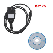 Free Shipping for FIAT KM TOOL for FIAT Mileage Programmer for FIAT KM Program TOOL via OBD2 with Good Quality