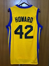 Teen Wolf Movie Scott Howard #42 Beavers Basketball Jersey All stitched(China)