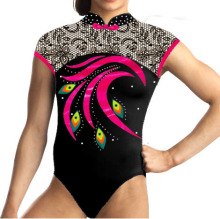 New products! Lace  girls  gymnastic leotard