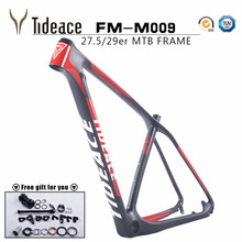 UD or black 29er carbon frame Chinese MTB carbon frame 29er 27.5 carbon mountain bike frame 650B disc carbon fiber frame 29(China)