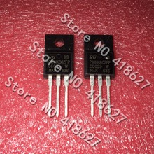 20PCS/LOT STP10NK80ZFP P10NK80ZFP TO220F 10N80  LCD tube 10A 800V