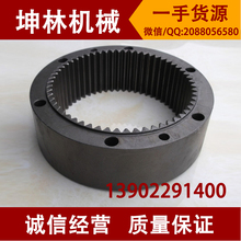 Yuchai excavator slewing ring YC85 6 Hole 58 pieces of gear teeth of excavator
