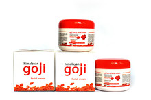5 pcs goji face cream rejuvenated skinfood goji cream skin whitening anti aging cream anti wrinkle face lift deep moisturizing(China)