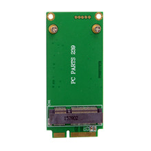 Chenyang-кабель cy 3x5 см MSATA адаптер 3x7 см MINI pci-e SATA SSD для ASUS Eee PC 1000 S101 900 901 900A T91(China)
