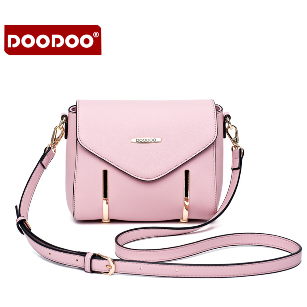 DOODOO Autumn  the new female bag A variety of colors messenger bag<br><br>Aliexpress
