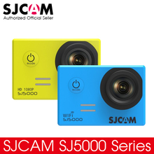 SJCAM SJ5000 Series Notavek 96655 SJ5000 & SJ5000 WiFi Action Sport Camera 2.0 LCD Waterproof Camera Optional Package