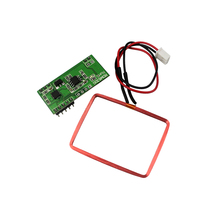 Free Shipping 125Khz RFID Reader Module RDM6300 UART Output Access Control System for arduino