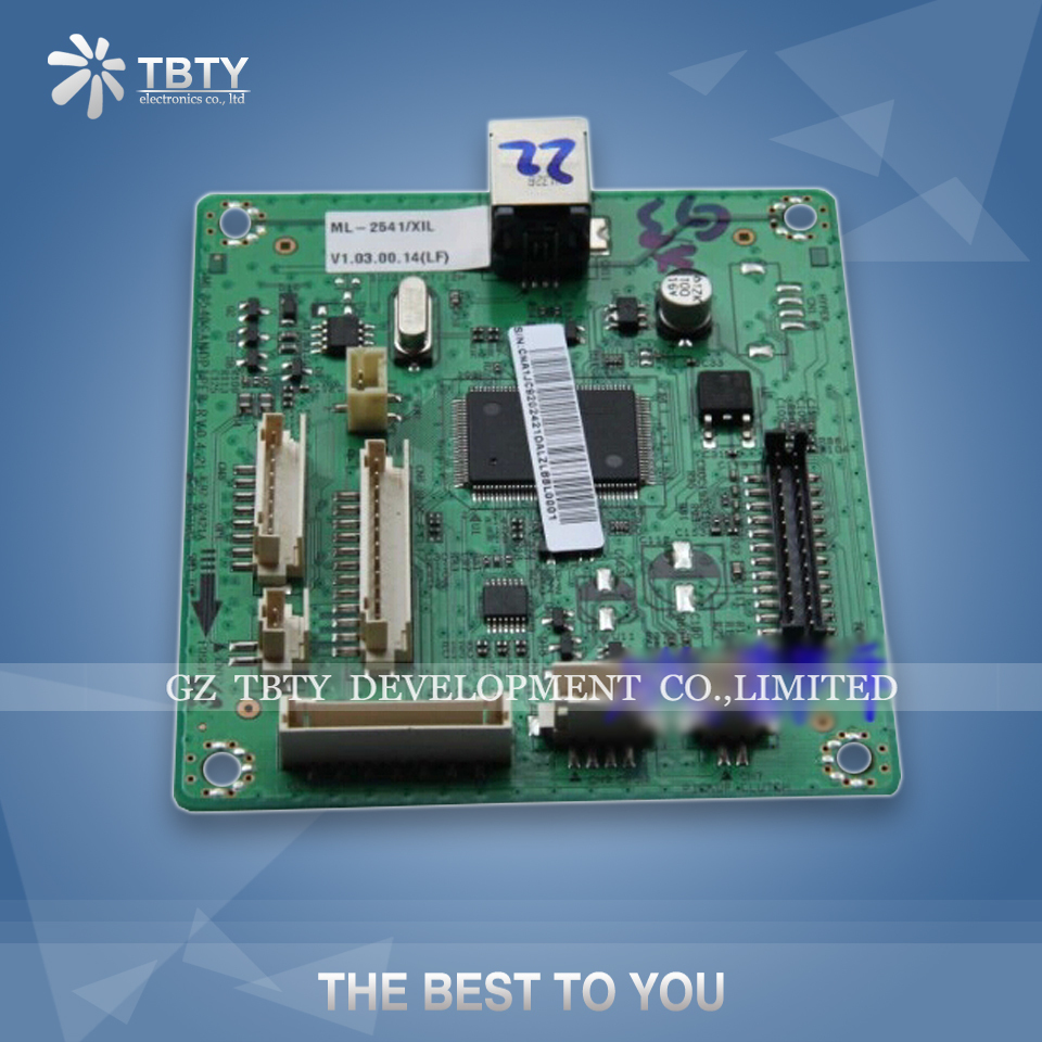 100% Test Main Board For Samsung ML2545 ML 2545 2540 2541 2547 Formatter Board Mainboard On Sale<br><br>Aliexpress